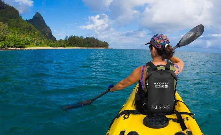 bolsas estancas para actividades acuaticas